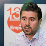 Manuel Murcia, presidente de la Asociación de Jóvenes Empresarios (AJE) en Albacete