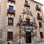 Seminario Conciliar de San Julián, situado en la Plaza de la Merced.