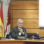 Comparecencia del Fiscal Superior de Castilla-La Mancha para informar sobre la Memoria 2019 (Ejercicio 2018) de la Fiscalía de la Comunidad Autónoma de Castilla-La Mancha. (FOTOS: Carmen Toldos).