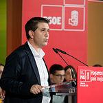 Santiago Cabañero, secretario general provincial del PSOE Albacete