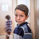 ACNUR - REFUGIADOS. Niño refugiado.