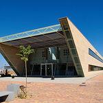 Instituto de Informática en el Parque Científico y Tecnológico del campus universitario de Albacete.