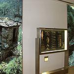 Una de las salas del Museo de la Cuchillería de Albacete.