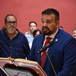 Constitución de la nueva Corporación Municipal de La Roda. (Fotos: José Ramón Márquez // JCCM)