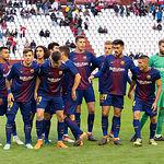 Albacete Balompié - Barcelona B - 27-05-2018