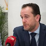 Antonio Martínez, secretario de Asuntos Taurinos del Partido Popular