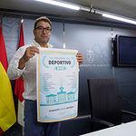 Medesto Belinchón, concejal de Deportes del Ayuntamiento de Albacete. Foto: La Cerca - Manuel Lozano García