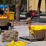 Gracias a los proyectos de inversión en infraestructuras en la ciudad han sido muchos los puestos de trabajo creados.