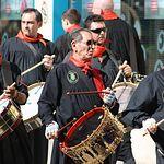 Semana Santa en Hellín (Albacete) - Tamborada.