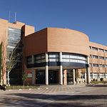 La Universidad ha catapultado la ciudad de Albacete en las últimas décadas a un progreso espectacular. Imagen de la Facultad de Derecho de Albacete.