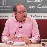 Francisco Gómez Moreno, técnico de Empleo de Cruz Roja Albacete