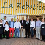 Visita Caseta 'La Rebotica'.