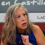 Teresa Losa, jefa de sección de Prestaciones por Desempleo del SEPE