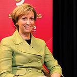 María Luisa Araújo muestra su esperanza en el futuro de Castilla-La Mancha y en el empleo de sus 3.000 trabajadores.