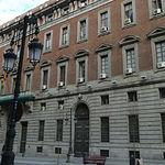 Ministerio de Hacienda - Madrid