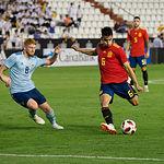 Selección Española Sub-21 - Irlanda del Norte