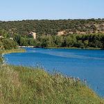 El Observatorio Nacional de la Sequía nace con la premisa de ser un centro de referencia para el seguimiento y análisis de la sequía en España y no sólo un lugar de contenidos mediáticos. Foto: Lagunas de Ruidera.