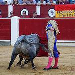 Fotos Feria Taurina - 16-09-18 - Rubén Pinar - Segundo toro