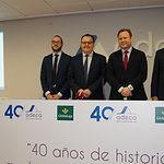 Presentación actos aniversario ADECA.