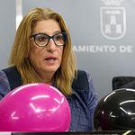 Laura García, gerente de Albacete Centro. Foto: Manuel Lozano García / La Cerca
