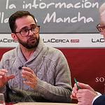 Juan Antonio Moreno, jefe de cocina del restaurante El Callejón. Foto: Manuel Lozano Garcia / La Cerca