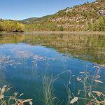 Laguna del Marquesado, en la provincia de Cuenca.