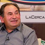 Eduardo González García, miembro de la Junta Directiva de la Interprofesional Cunícola. Foto: Manuel Lozano Garcia / La Cerca