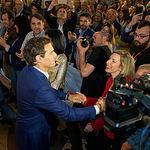 El líder de Ciudadanos, Albert Ribera, ha protagonizado un acto público en Albacete junto a Pablo Sarrión