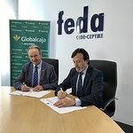 Convenio colaboración Globalcaja-FEDA.