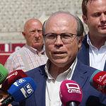 Javier López-Galiacho. Foto: La Cerca - Manuel Lozano García