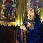"""Imagen de """"Nuestra Señora de Los Dolores"""" ('La Dolorosa"""")"""
