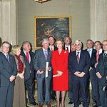 El 27 de febrero ASPRONA recibió, de la Reina Doña Sofía, la Cruz de Oro de la Orden Civil de la Solidaridad Social.
