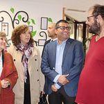 La Ministra en funciones de Sanidad, Consumo y Bienestar Social visita Alcázar de San Juan para conocer el funcionamiento de los Servicios Sociales municipales.