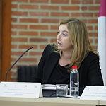 II Simposio 'La atención a la dependencia. Retos e innovación' que se celebra en Albacete.