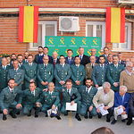174 Aniversario Fundación Guardia Civil.