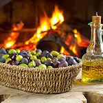 El 90 por ciento de la producción mundial de olivas se destina a la producción de aceite.