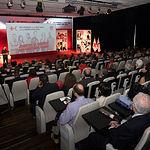El Palacio de Congresos de Albacete acogió el acto de celebración del Día de la Cruz Roja y la Media Luna Roja.