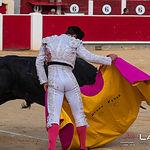 Feria Taurina Albacete 2019 - Tercer toro Rubén Pinar.