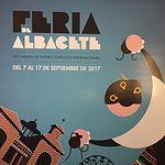 Cartel de la Feria de Albacete 2017