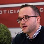 Francisco Valera, secretario de Organización del PSOE Provincial de Albacete