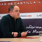 Emilio Sáez, diputado regional del PSOE en las Cortes de Castilla-La Mancha