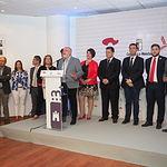 Inauguración del estand de la Junta de Comunidades de Castilla-La Mancha - Feria de Albacete 2018