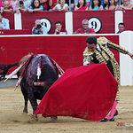 Fotos Feria Taurina - 13-09-18 - Enrique Ponce - Segundo toro