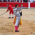 Perera - Primer toro - Corrida 09-09-17
