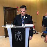 Manuel Serrano jura su cargo como Alcalde de Albacete.