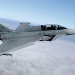 La Maestranza Aérea de Albacete está adecuando las instalaciones existentes para el mantenimiento de los Eurofighter (en la imagen) que llegará a la Base Aérea de Los Llanos en el año 2012.