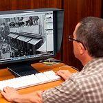 El Instituto de Estudios Albacetenses ha recuperado y digitalizado 10.000 fotografías de Albacete capital y provincia.