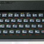 Ordenador ZX SPRECTUM.