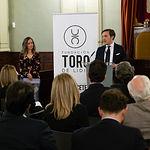 Jesús Cuesta, coordinador del Capítulo en Albacete de la Fundación Toro de Lidia