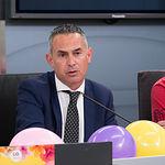Véctor Hernández, director de Relaciones Instucionales de El Corte Inglés de Albacete